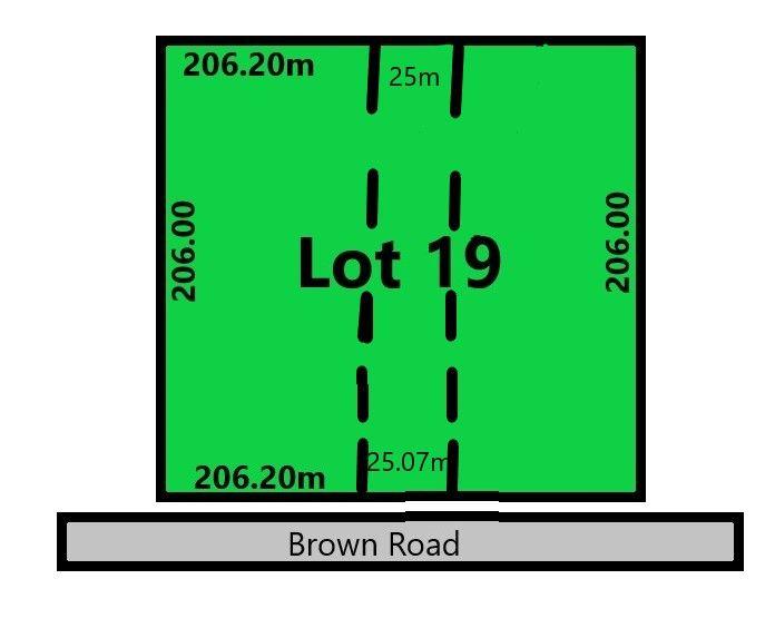 Lot 19 Brown Road, Waterloo Corner SA 5110, Image 0