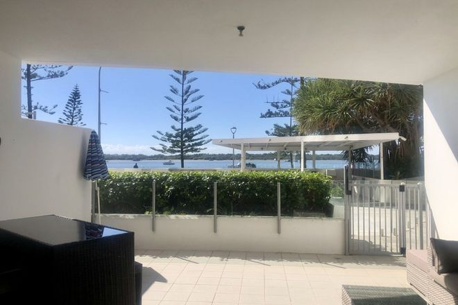 Picture of 113/430 Marine Parade, BIGGERA WATERS QLD 4216