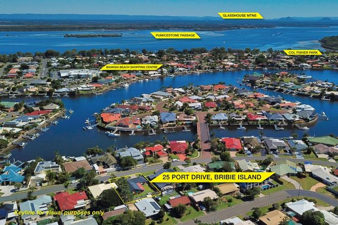Picture of 25 Port Drive, BANKSIA BEACH QLD 4507
