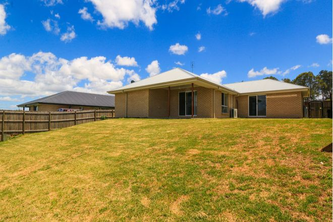 Picture of 17 Wandoo Crescent, WESTBROOK QLD 4350