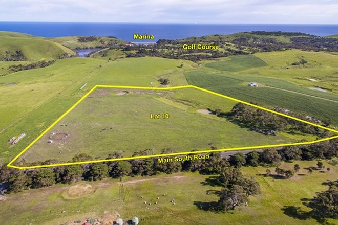 Picture of Lot 10 Main South Road, Wirrina Cove (Adj), SECOND VALLEY SA 5204