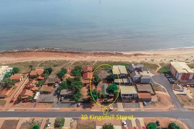 Picture of 39 Kingsmill Street, PORT HEDLAND WA 6721