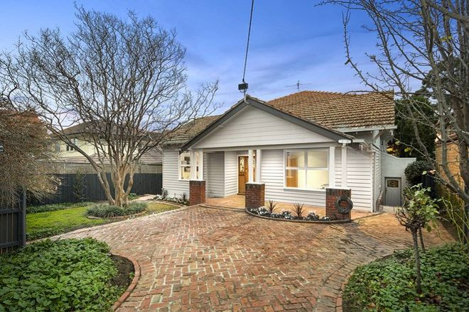 Picture of 30 Staughton Road, GLEN IRIS VIC 3146