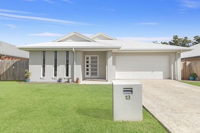 Picture of 13 Bedford Circuit, COES CREEK QLD 4560