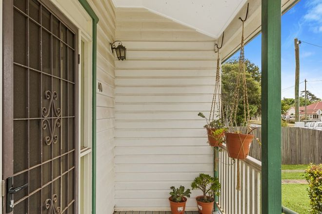 Picture of 40 Wallace Street, NEWTOWN QLD 4350