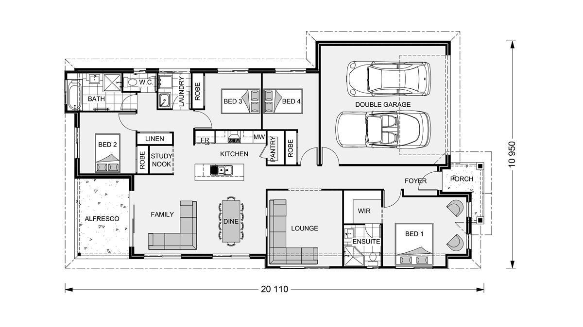 Lot 6 Waller Road, Park Ridge QLD 4125, Image 1