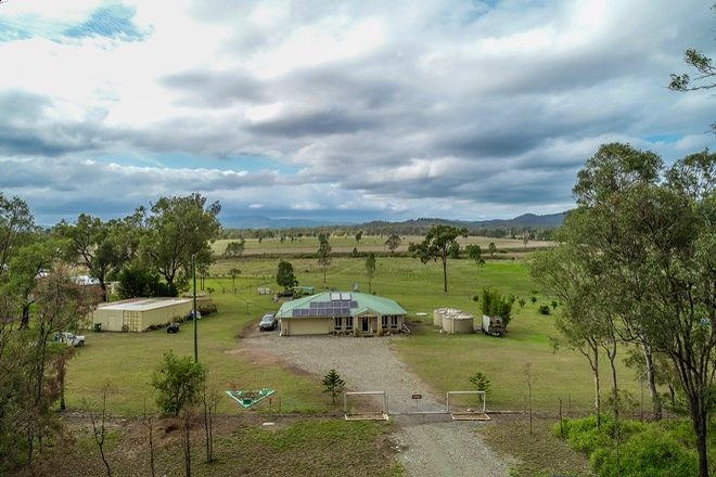 Picture of 466 Running Creek  Road, KILKIVAN QLD 4600