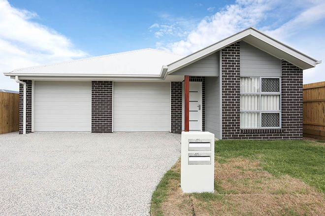 Picture of 1&2/41 Awoonga Crescent, MORAYFIELD QLD 4506