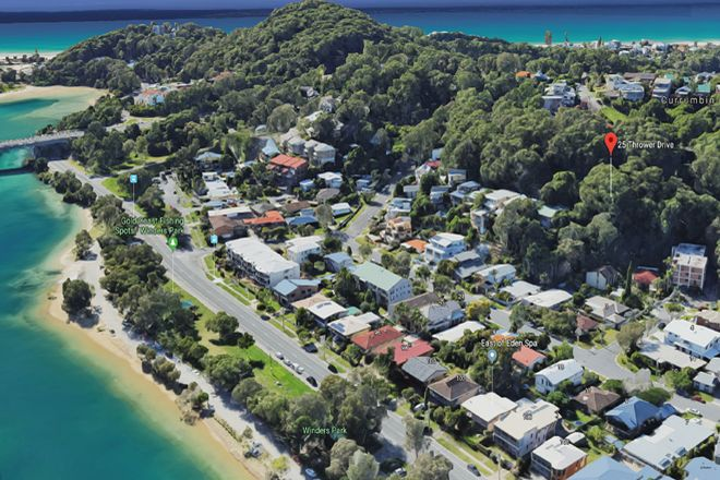 Picture of 25 Thrower Drive, CURRUMBIN QLD 4223