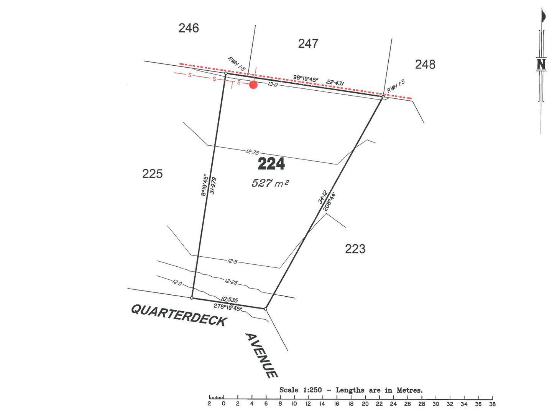 Lot 224 Ocean Blue Estate, Pialba QLD 4655, Image 1