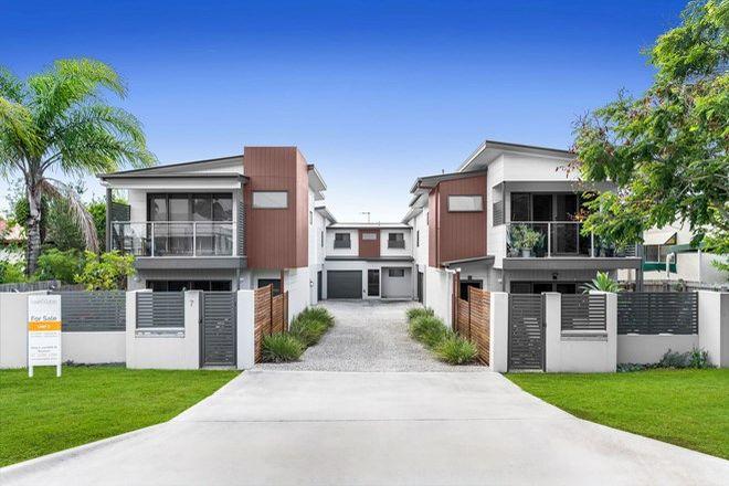 Picture of 3/7 Worthing Street, WYNNUM QLD 4178