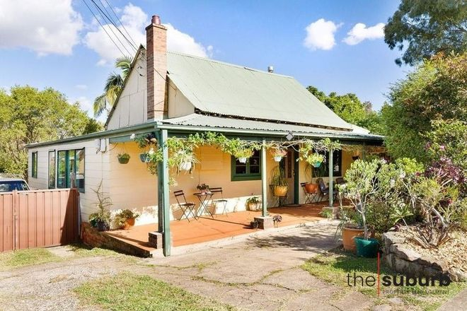 Picture of 134 Junction Road, WINSTON HILLS NSW 2153