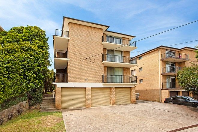 Picture of 8/21 May Street, EASTWOOD NSW 2122