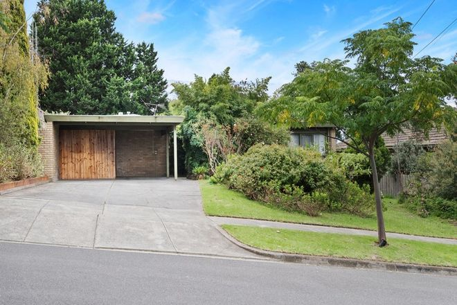 Picture of 1 Outlook Drive, DONCASTER VIC 3108