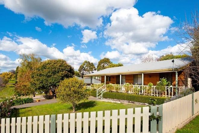 Picture of 118 Raglan Street, DAYLESFORD VIC 3460