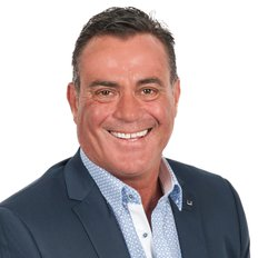 Andy Bredow, Sales representative