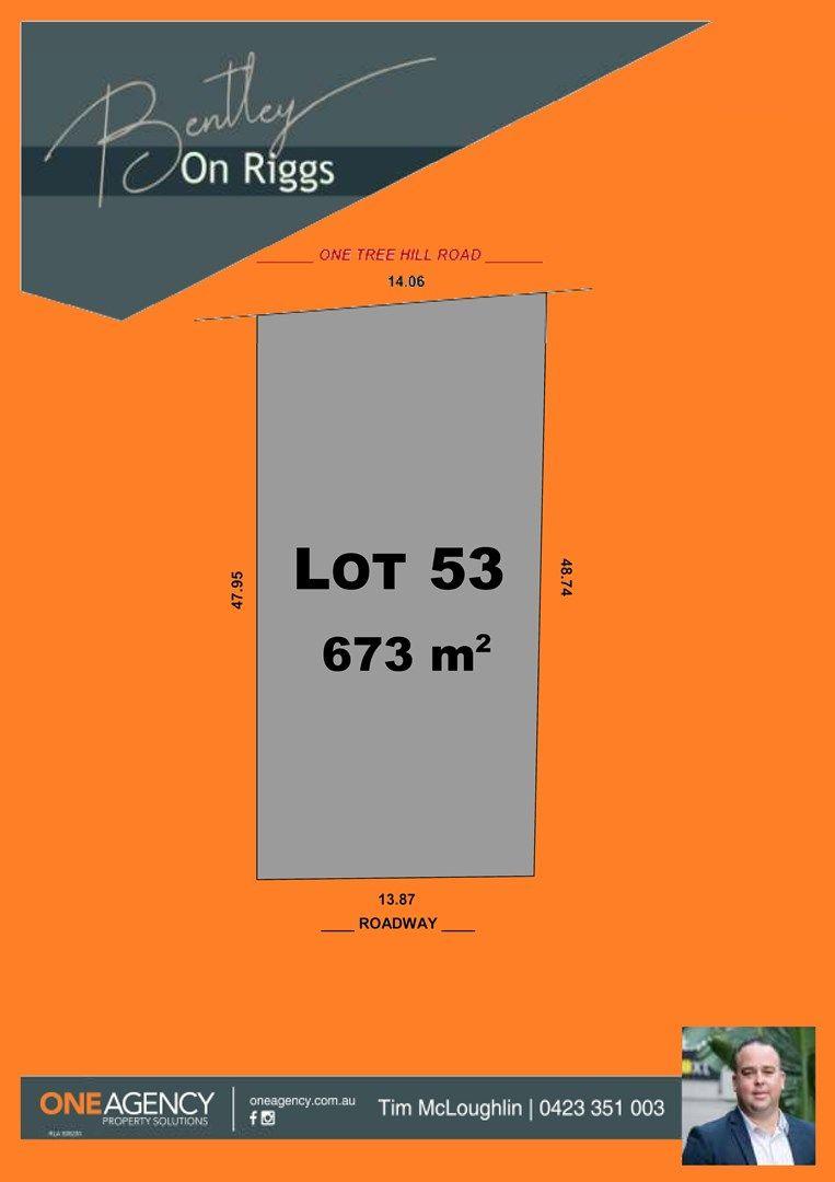 Lot 53 Stage 1 Bentley on Riggs, Evanston Park SA 5116, Image 0