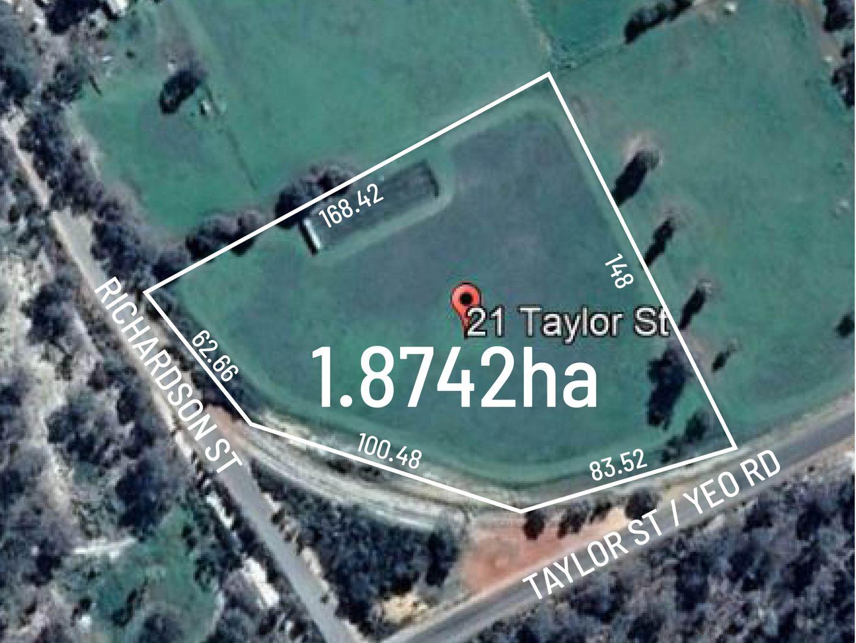 21 Taylor Street, Brookton WA 6306, Image 0