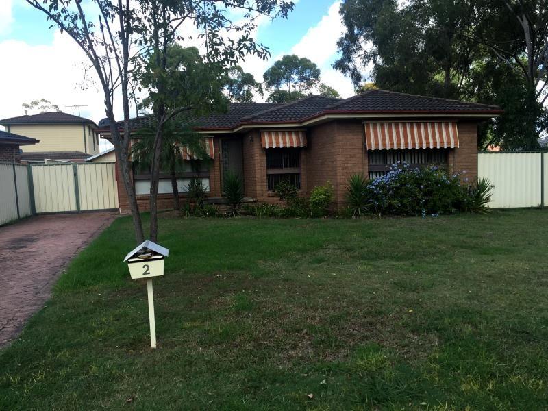 2 Stone Place, Werrington Downs NSW 2747, Image 0
