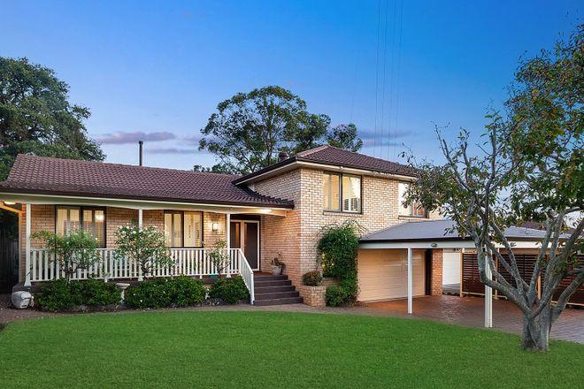 Picture of 6 Poinsettia Avenue, NORTH ROCKS NSW 2151