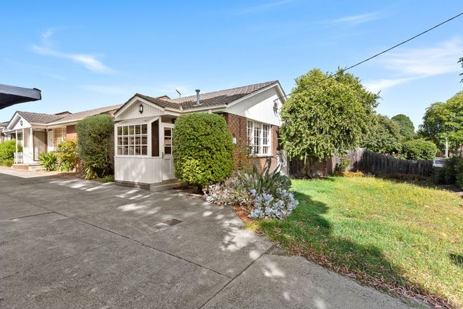 Picture of 1/31 Moonya Road, CARNEGIE VIC 3163