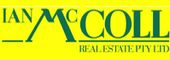 Logo for Ian McColl Real Estate Pty Ltd