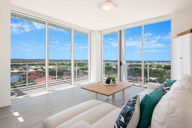 Picture of 1202/38 Mahogany Drive, PELICAN WATERS QLD 4551