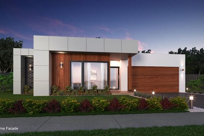 Picture of lot 170 Moncrieff Cres, WANDANA HEIGHTS VIC 3216