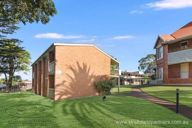 Picture of 30/12 Jersey Road, STRATHFIELD NSW 2135