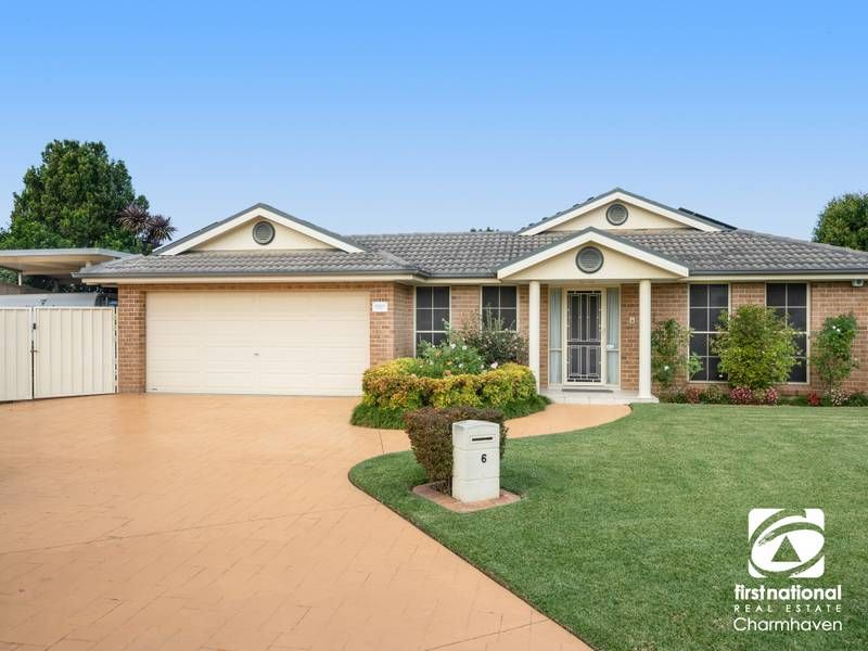 6 Spotted Gum Close, Hamlyn Terrace NSW 2259, Image 0