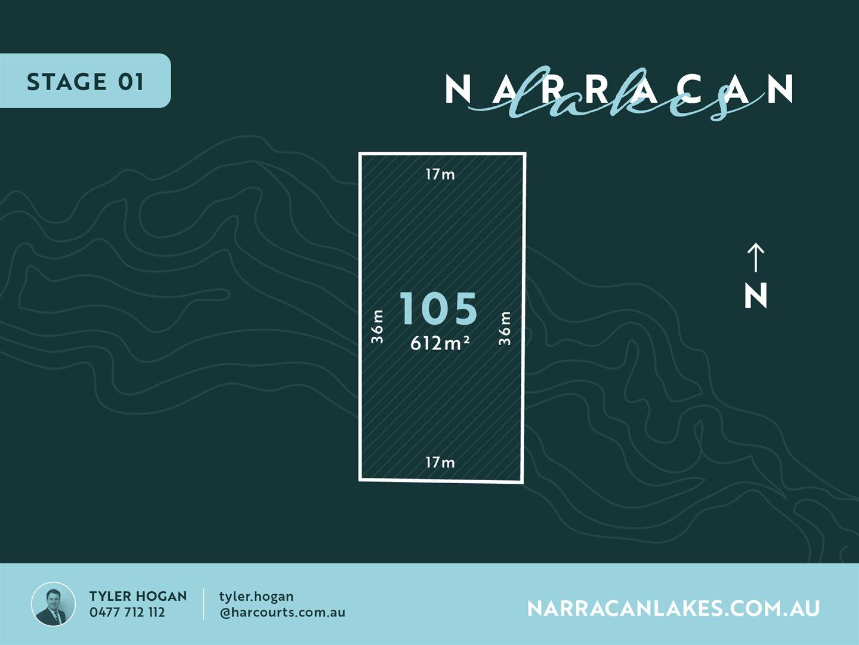 Lot 105 Narracan Lakes, Newborough VIC 3825, Image 0