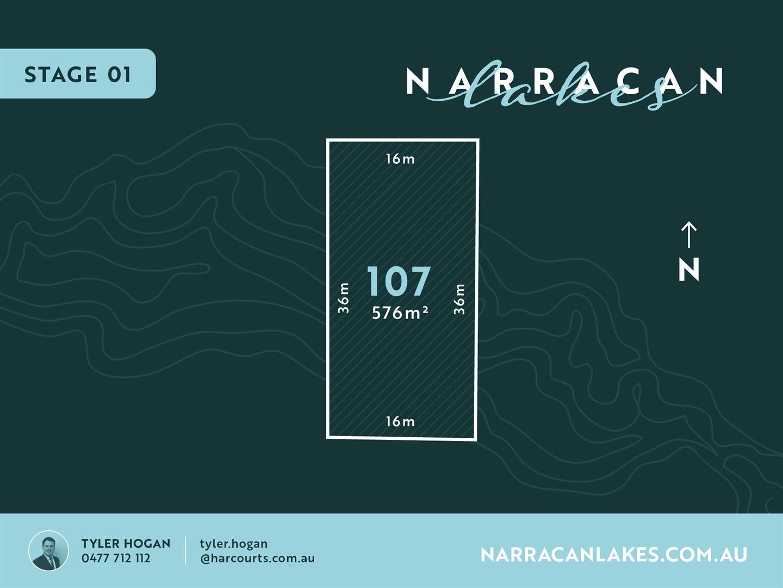 Lot 107 Narracan Lakes, Newborough VIC 3825, Image 0