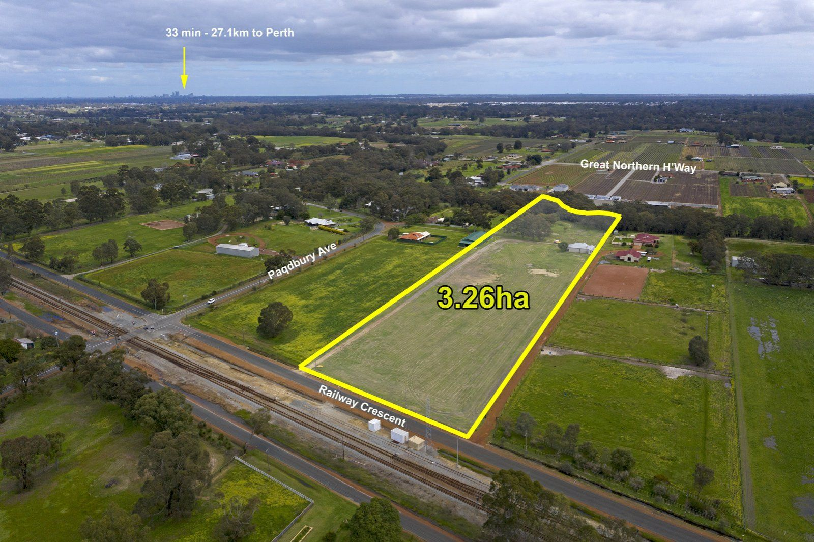 Lot 115 Railway Crescent, Millendon WA 6056, Image 2