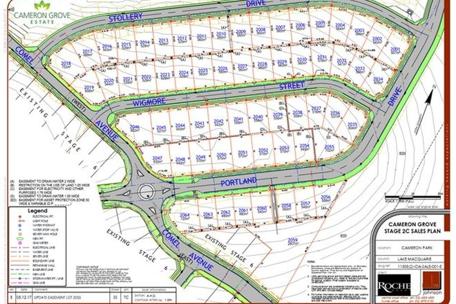 Picture of Lot 2008/2008 Stollery Drive, CAMERON PARK NSW 2285