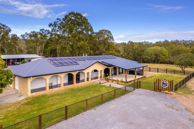 Picture of 585 Glastonbury Road, THE PALMS QLD 4570