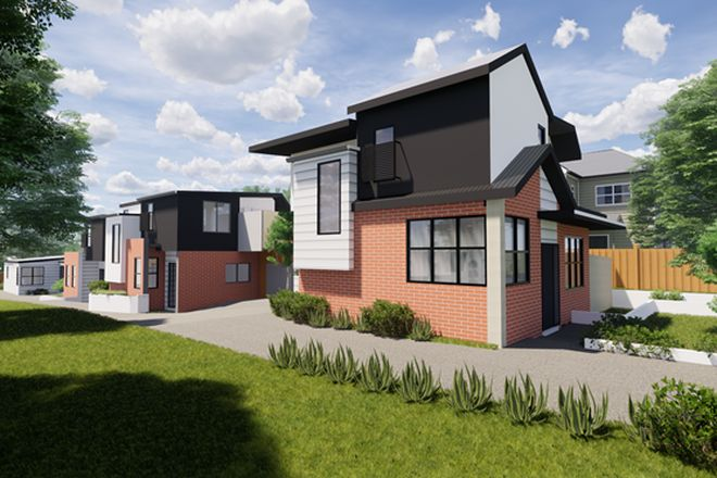 Picture of 1-4/9 Reynolds Parade, PASCOE VALE SOUTH VIC 3044
