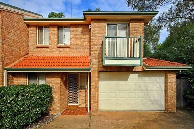 Picture of 6/67-69 Cecil Avenue, CASTLE HILL NSW 2154