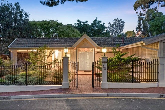 Picture of 15 Thorpe Street, TORRENS PARK SA 5062