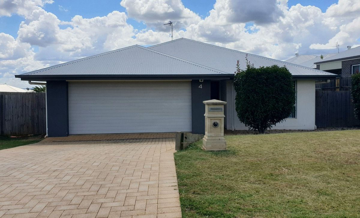 4 Coverack Street, Kleinton QLD 4352, Image 0