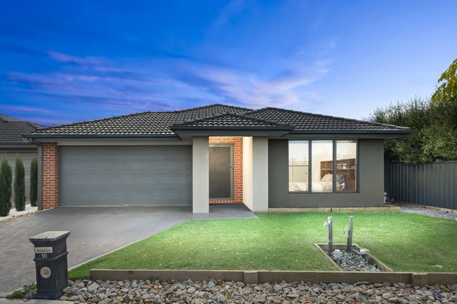 Picture of 10 Fenway Street, MELTON SOUTH VIC 3338