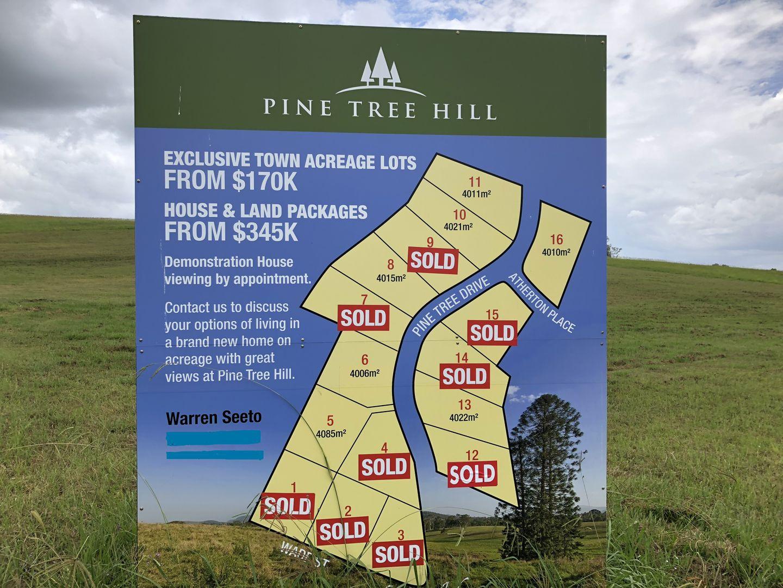 LOT 8 PINE TREE DRIVE, Winya QLD 4515, Image 0
