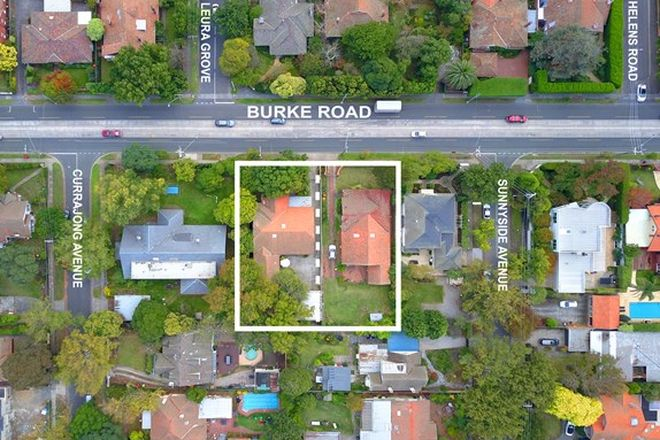 Picture of 512-514 Burke Road, CAMBERWELL VIC 3124