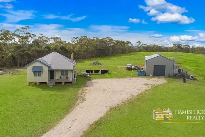 Picture of 136 Paulls Road, SOUTH MAROOTA NSW 2756