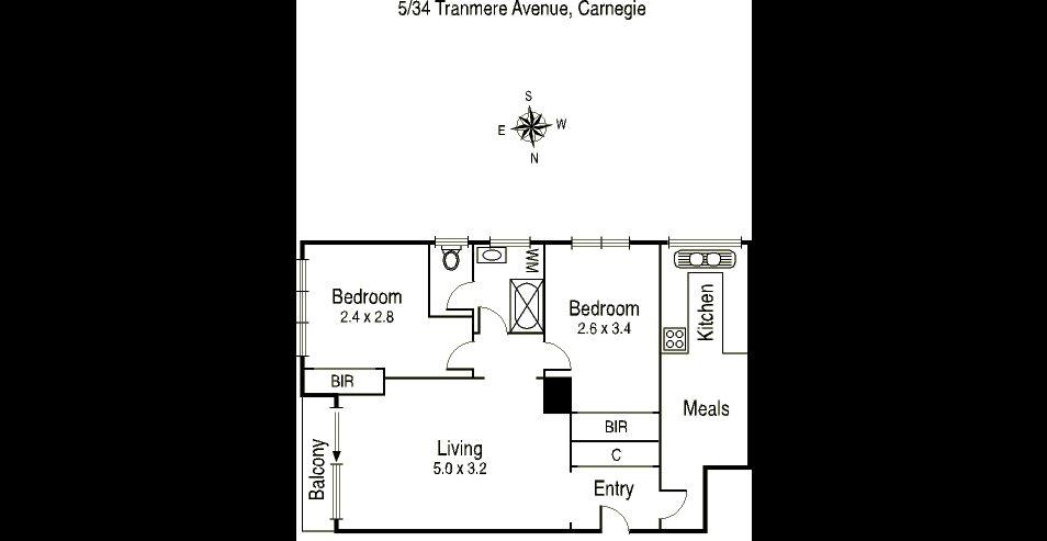 5/34 Tranmere Avenue, Carnegie VIC 3163, Image 5