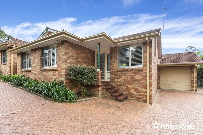 Picture of 3/101 Centaur Street, REVESBY NSW 2212