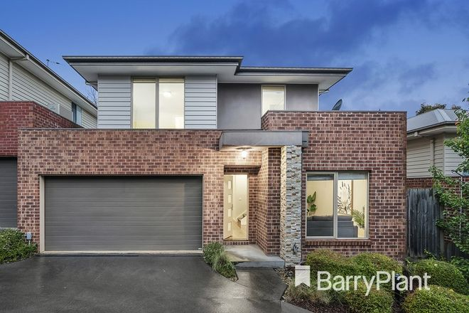 Picture of 3/185 Lincoln Road, MOOROOLBARK VIC 3138