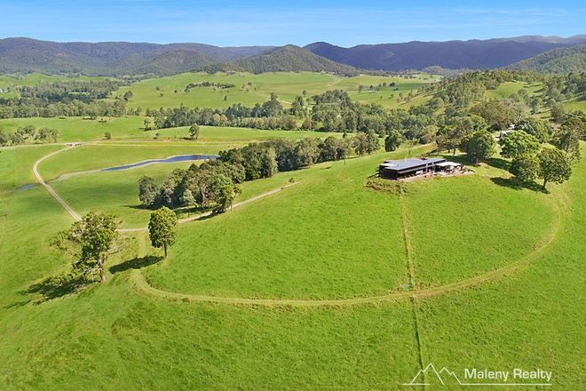 Picture of Lot 12 2138 Maleny Kenilworth Rd, CONONDALE QLD 4552