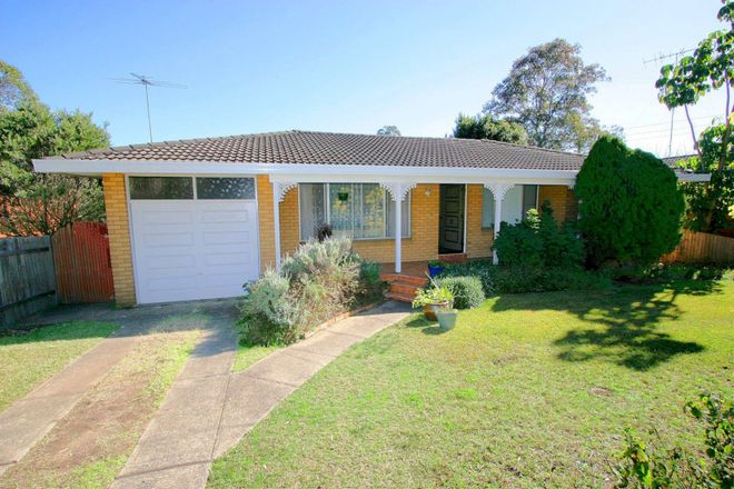 12 Bowman Avenue, CASTLE HILL NSW 2154