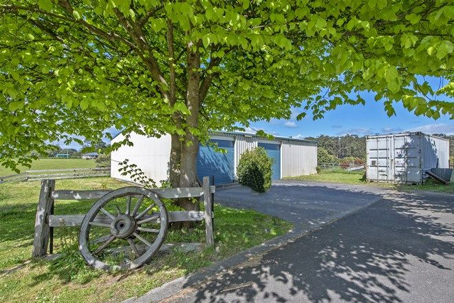 Picture of 366 Irishtown Road, IRISHTOWN TAS 7330