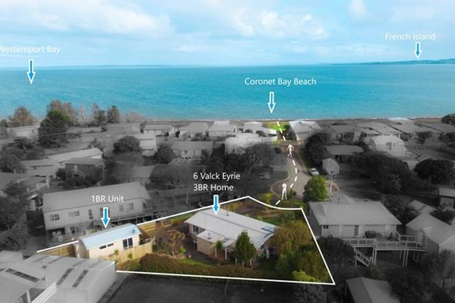 Picture of 6 Valck Eyrie, CORONET BAY VIC 3984